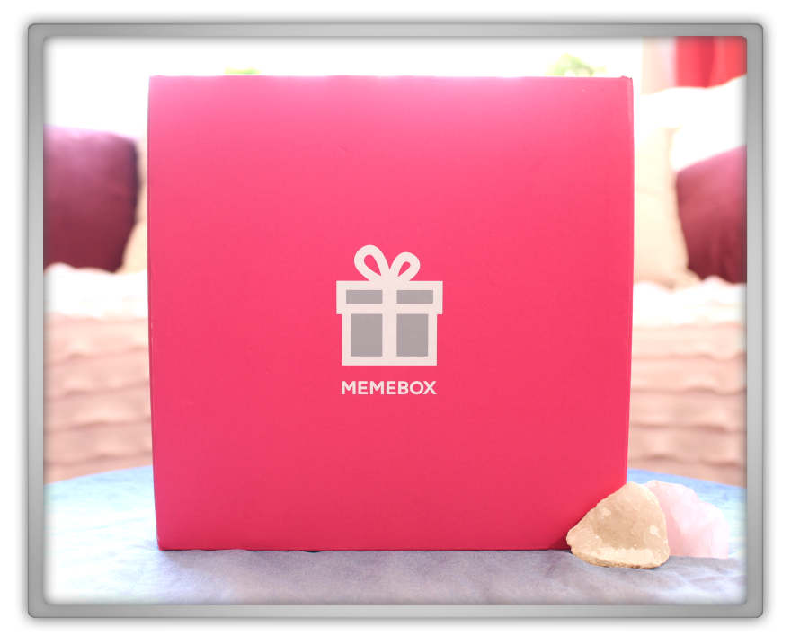 겟잇뷰티박스 by 미미박스 memebox beautybox # Superbox #72 Etude House unboxing review box