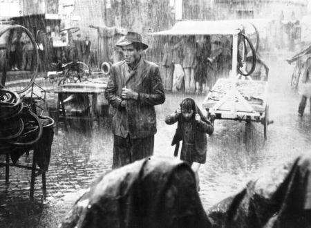 an analysis of the bicycle thief Com 313 the bicycle thief study guide the bicycle thief (1948) director: vittorio de sica screenwriter: cesare zavattini historical context by the end of.