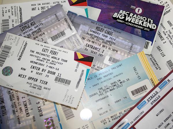 Concerts ♥