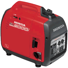 Honda 2000 Watt Inverter Generator