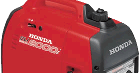 Electric generator specialist honda eu2000i vs yamaha for Honda vs yamaha generator