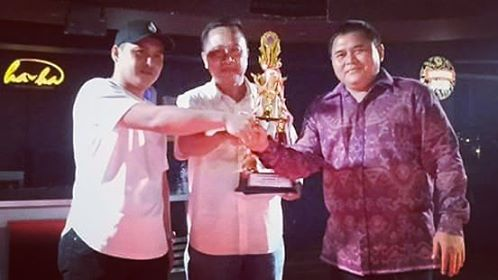 1st Winner Lomba Esai Politik Piala Ketua DPRD Sulawesi Utara
