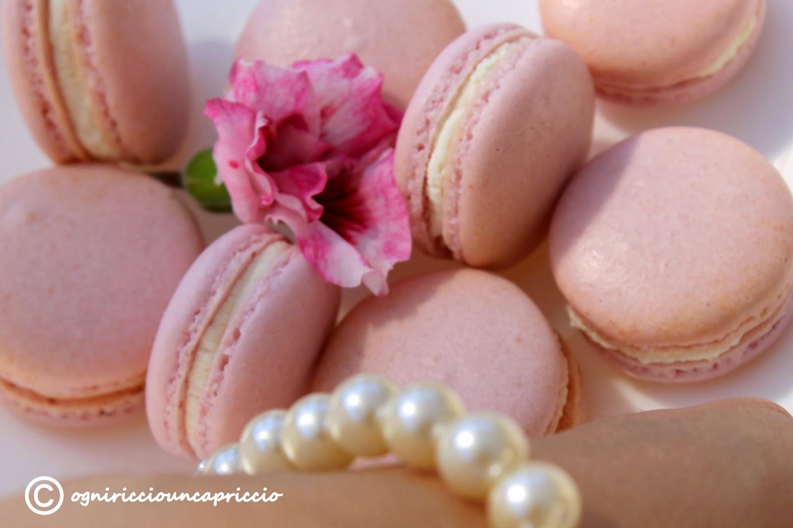 macarons, proviamo la ricetta di un'amica speciale!