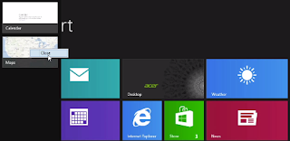 Close windows 8 apps