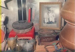 Sai Baba grinding mill