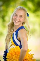 Montgomery Catholic's Cool, Tadlock and Weber Named All-American Cheerleaders 4
