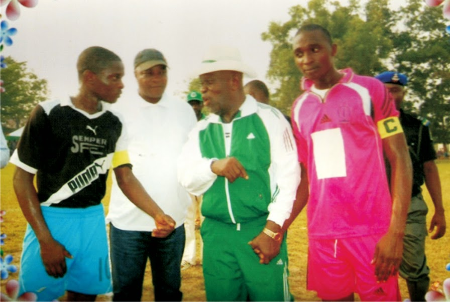 Udom/Moses mobilization football tournament: Final holds, Thursday, March 26