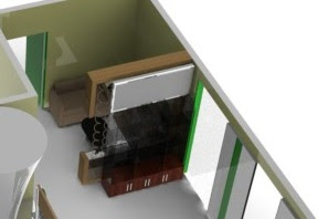 Jasa Desain Office room, lobby