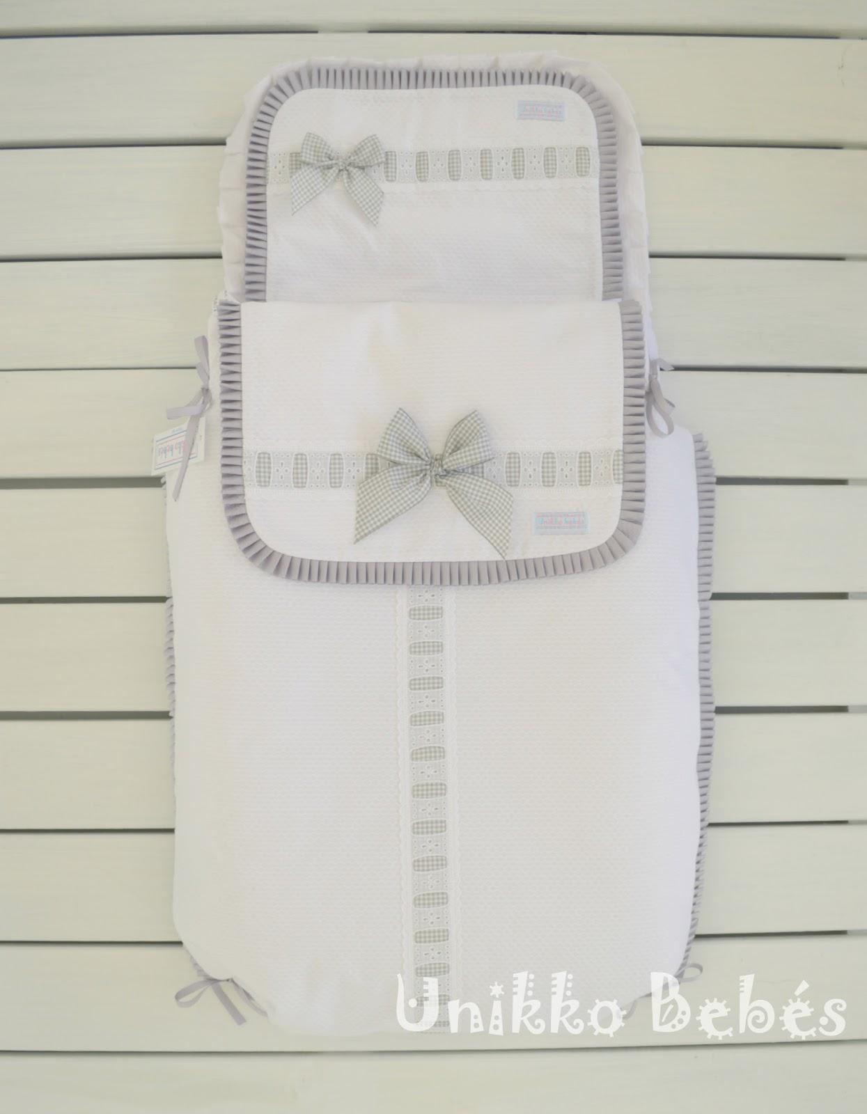 saco carrito bugaboo blanco
