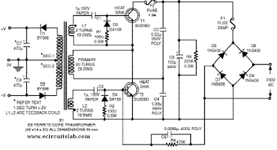 flyback transformer wiring diagram with 2013 12 01 Archive on Diode Connection Diagram moreover Royer Oscillator Diagram also 2013 12 01 archive besides Buck Converter Circuit Diagram as well 555 Timer Driver.