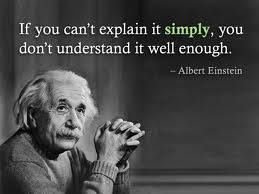 Albert Einstein Famous Simple Quotations