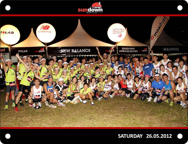 Sundown Marathon 2012 – Sundown Overcame Raindown