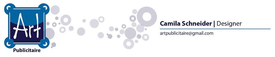 Art Publicitaire - Camila Schneider