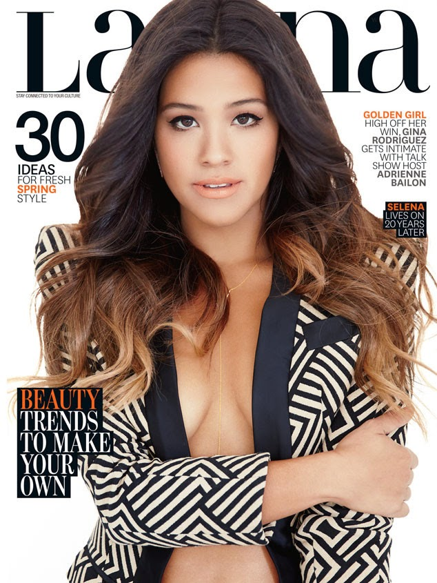 Actress: Gina Rodriguez for Latina Magazine