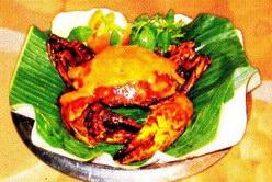 Ikan Seafood kepiting