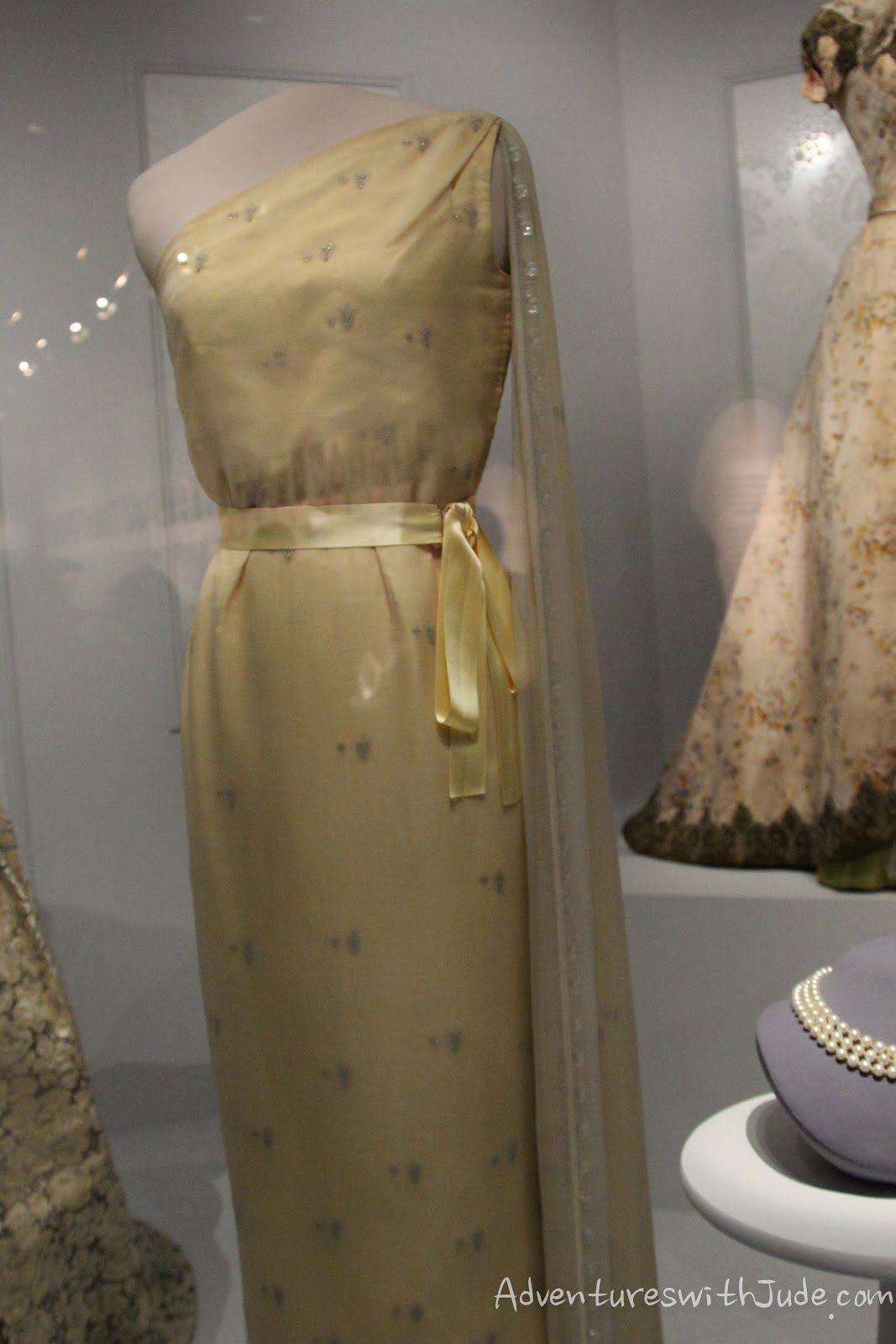 Jacqueline Kennedy's State Dinner gown