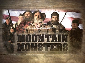 Mountain Monsters Destination America