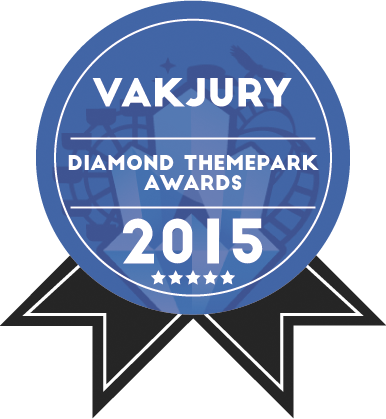 Miembro jurado Diamond Themepark Awards 2015