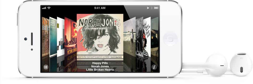 Apple iPhone5, iPhone5 new Earpad,iPhone5 White