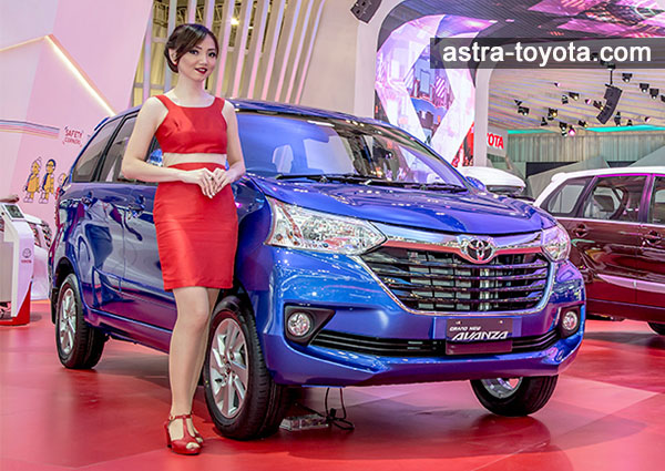 Toyota Grand New Avanza Terbaru 2015