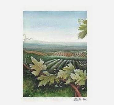 acquerello toscana by cixpi