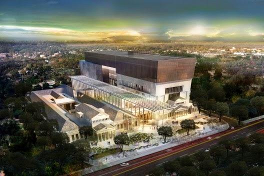 Masterplan Museum Nasional Indonesia