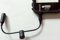 Headset-Anschlusskabel