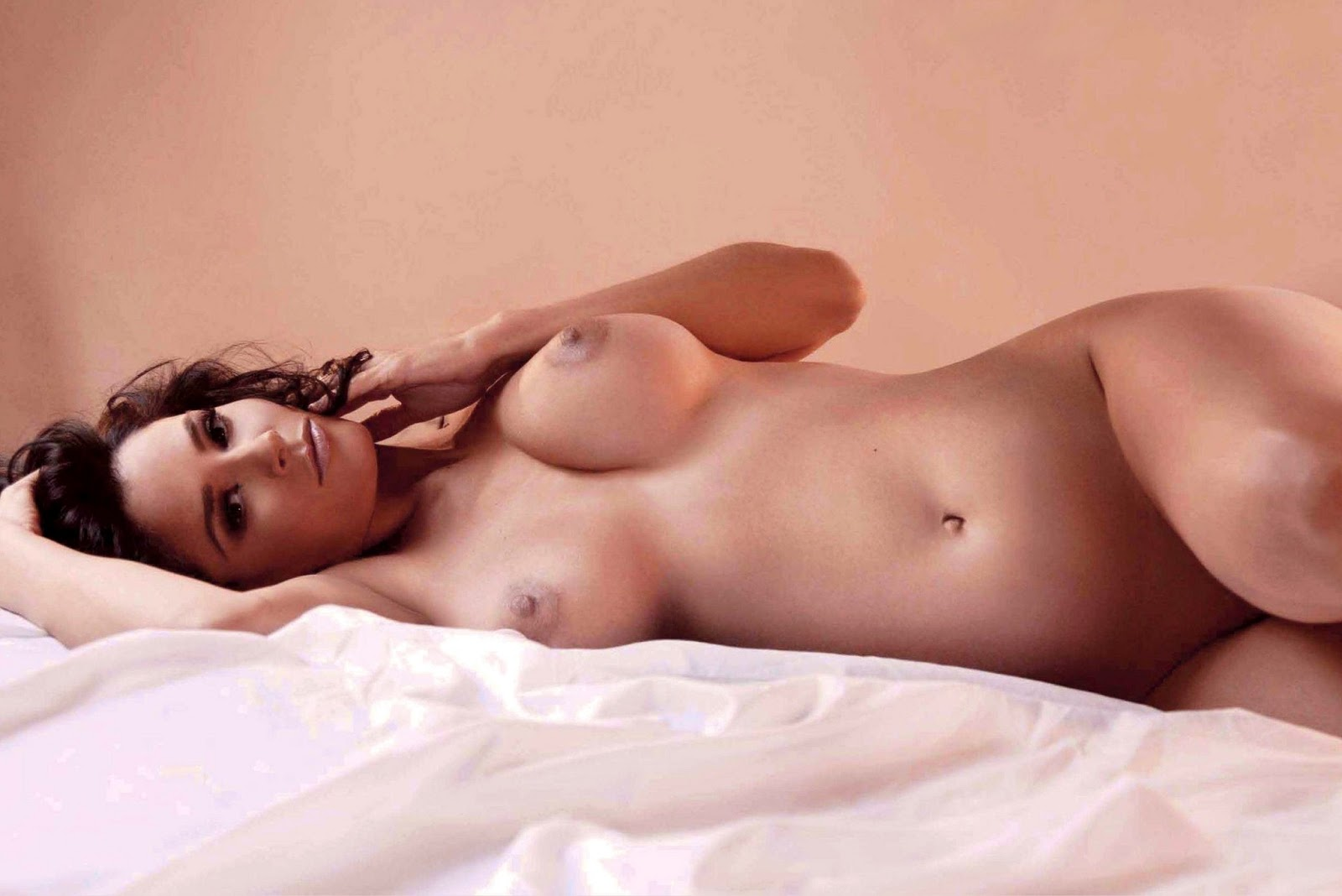Pregnant playboy models nude