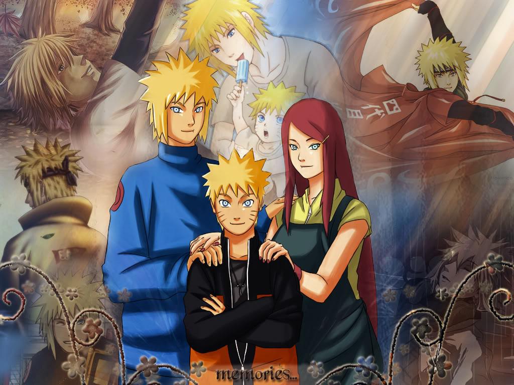 Naruto: Minato - Wallpaper Gallery