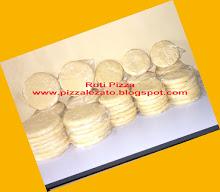 HASIL PRAKTEK ' ROTI PIZZA '