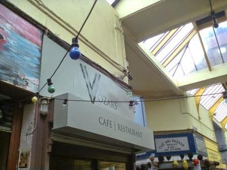 Vozars Gluten Free Cafe Deli Restaurant in Brixton Village Market