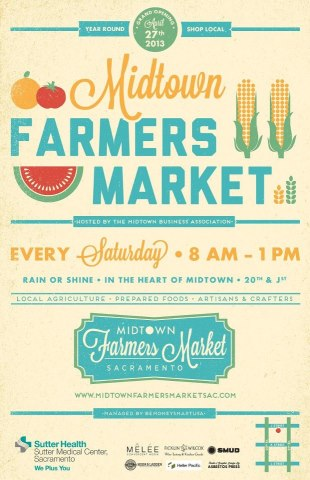 NEW Midtown Farmers Market