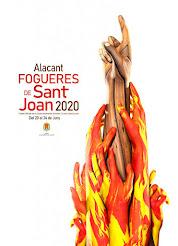 Cartel Oficial Hogueras 2020