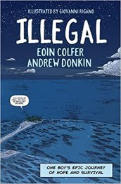 ILLEGAL - GRAPHIC NOVEL