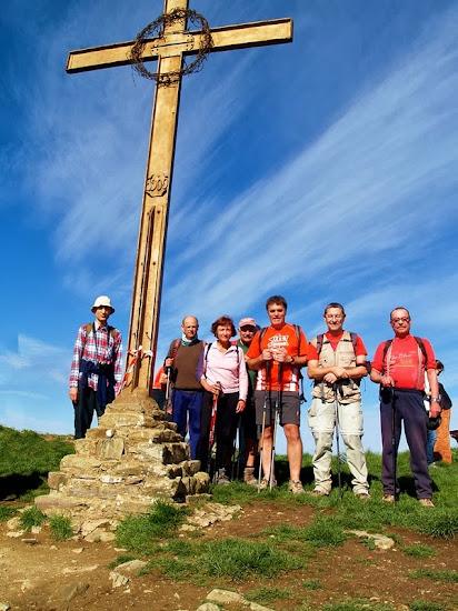 Caminada Popular a la Creu de Gurb 2013