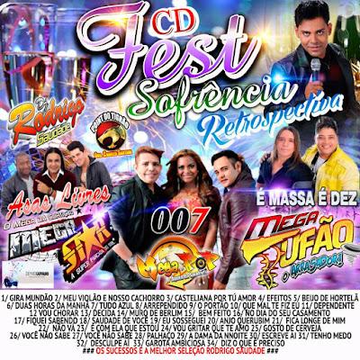 CD FEST SOFRENCIA RETROSPECTIVA LANÇAMENTO 15/12/2015