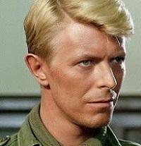 """Bowie, en """" Feliz Navidad Mr. Lawrence """""""