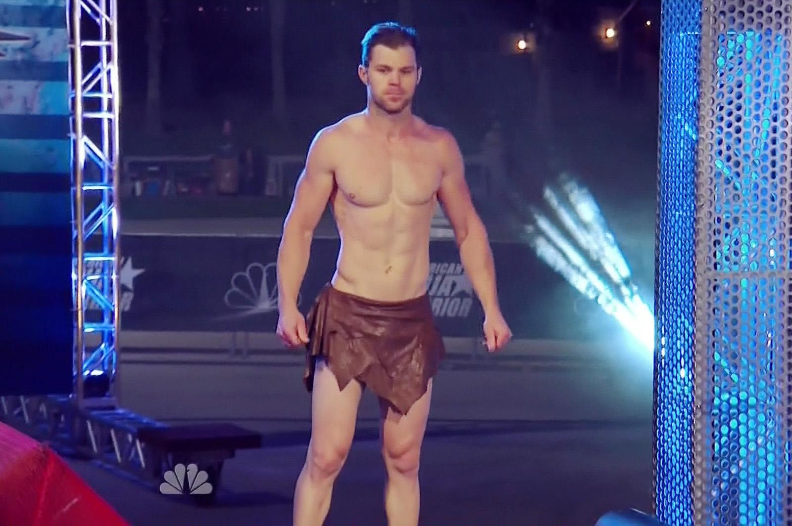 American ninja nude adult picture