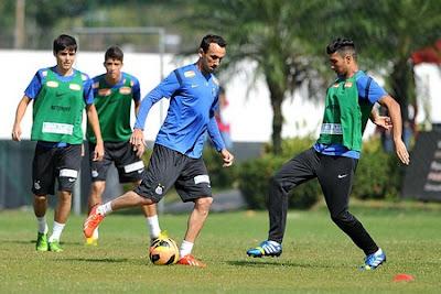 Thiago Ribeiro Santos FC