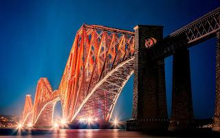 The Forth Bridge Edinburgh