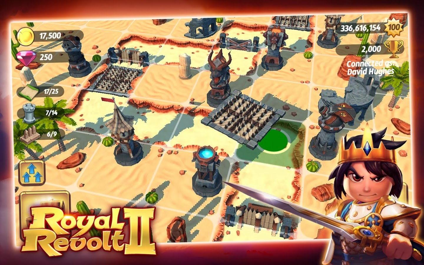 Royal Revolt 2 android apk download