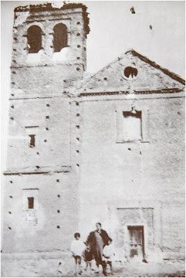 Leganes_1920_fachada_iglesia_polvoranca