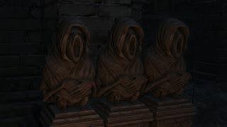 Statues of Yharnam