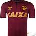 Umbro lança camisa especial para os 90 anos do Atlético Paranaense