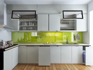 Thiết kế và thi công tủ bếp