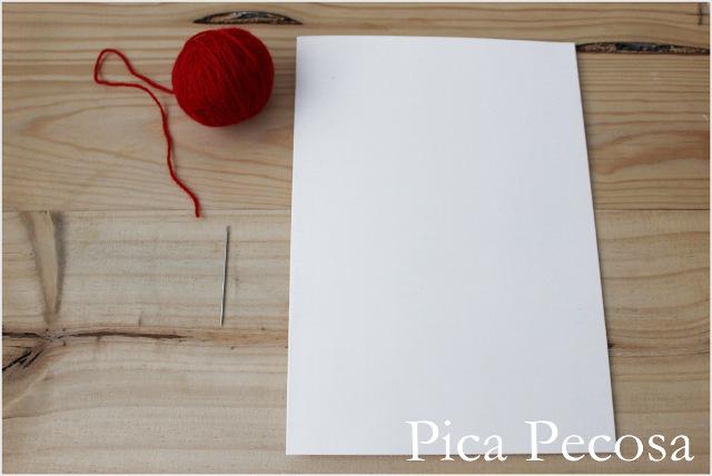 tutorial-tarjeta-papel-cosida-lana-corazon-san-valentin