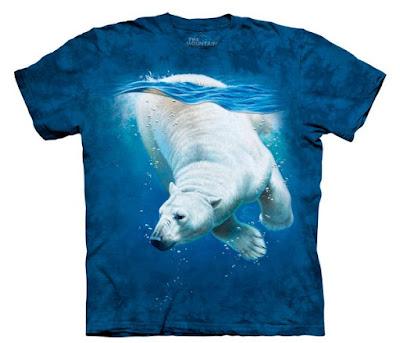 Camiseta Oso Polar