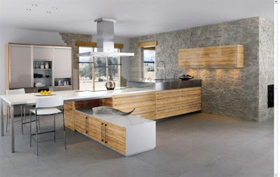 Labels Luxury And Modern Kitchen Wood In France By Perene