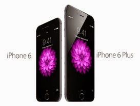 Perbandingan iPhone 6 dan iPhone 6 Plus