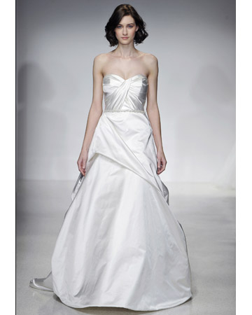 My wedding dress simple bridal dresses for a casual wedding for Simple casual wedding dresses
